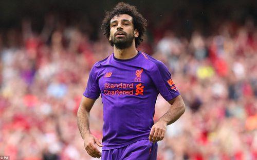 Salah nổ súng, Liverpool đại thắng trước Á quân Serie A