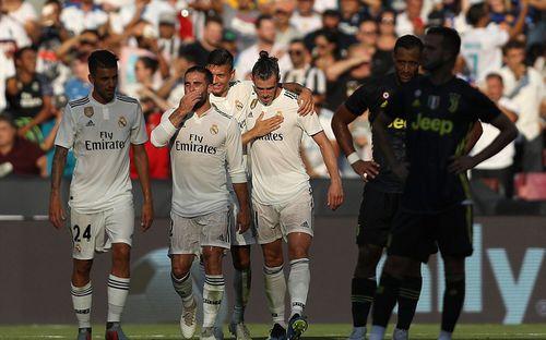Gareth Bale lập siêu phẩm, Real Madrid hạ gục đội bóng mới của Ronaldo