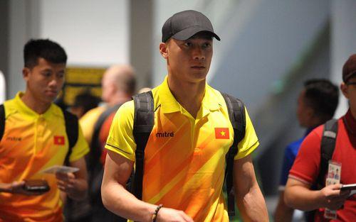 Dàn sao Olympic Việt Nam đã có mặt tại Indonesia