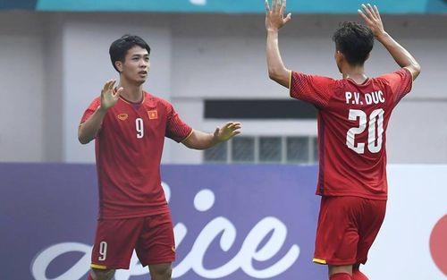 Truyền thông châu Á ấn tượng về chiến thắng của Olympic Việt Nam