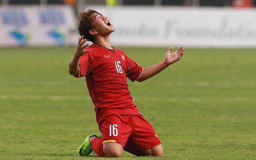 Minh Vương nói gì về siêu phẩm vào lưới đội tuyển Olympic Hàn Quốc?