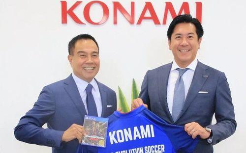 HOT: Thai League và ĐTQG Thái Lan sắp xuất hiện trong PES 2019