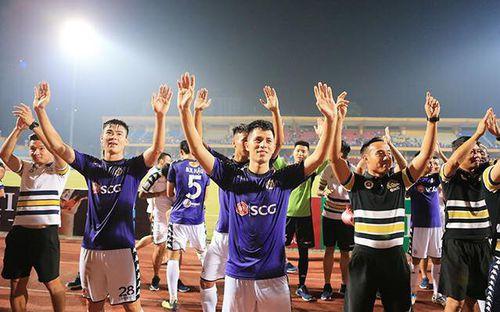 Dàn cầu thủ U23 Việt Nam gửi lời chúc mừng Đình Trọng