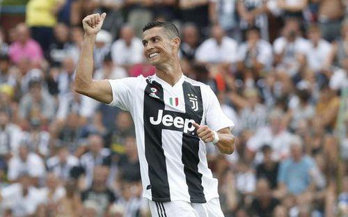 Ronaldo nói gì khi ghi những bàn đầu tiên cho Juventus