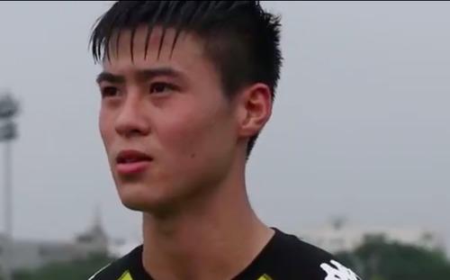 Duy Mạnh nghẹn lời khi nói về chấn thương của Văn Thanh