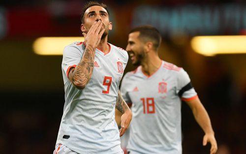 Đồng đội cũ của Messi tỏa sáng, Tây Ban Nha hủy diệt xứ Wales 4-1