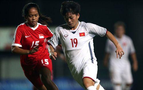 U19 nữ Việt Nam