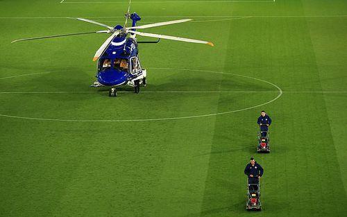 Truyền thông Anh công bố đoạn clip hé lộ nguyên nhân trực thăng chở ông Vichai gặp nạn