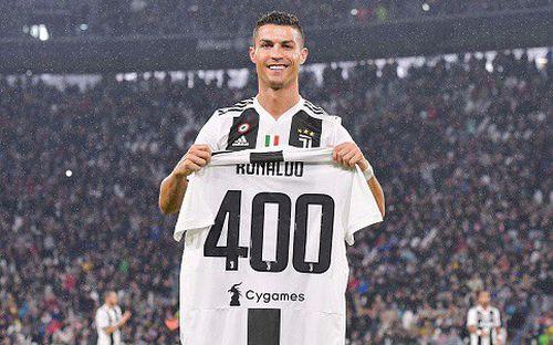Ronaldo góp công trong chiến thắng thứ 10 của Juventus ở Serie A