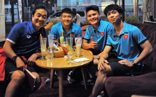 Trước trận ra quân AFF Cup 2018: Tuyển Việt Nam