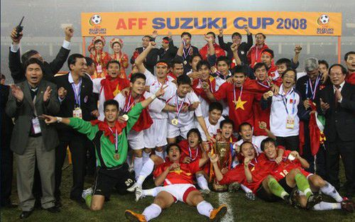 Infographic: Nhìn lại lịch sử hơn 20 năm của AFF Cup - giải đấu danh giá nhất khu vực Đông Nam Á