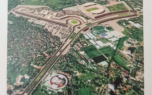Hé lộ những hình ảnh đầu tiên về đường đua F1 tại Hà Nội