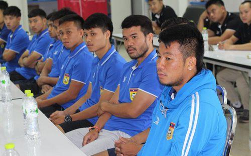 Đội tuyển Lào được thưởng nửa tỷ đồng nếu thắng Việt Nam