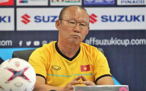 Giành 3 điểm quan trọng, HLV Park Hang-seo vẫn bực mình với học trò vì lý do không đáng có