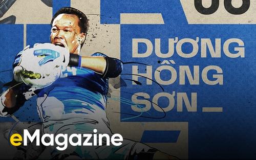 Những câu chuyện AFF Cup: Dương Hồng Sơn, thủ môn đi trước thời đại
