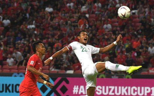 Bảng B AFF Cup 2018: Báo Indonesia tố trọng tài Việt Nam thiên vị Singapore