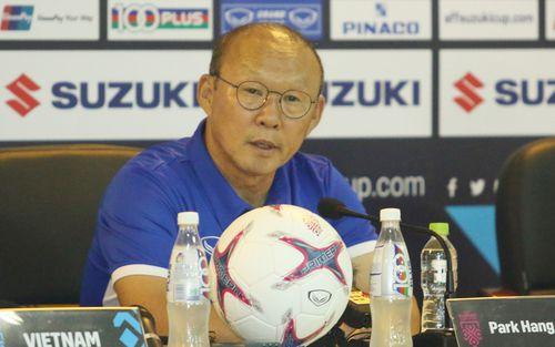 HLV Park Hang-seo chỉ ra hai điểm yếu chết người của Việt Nam trước trận gặp Malaysia