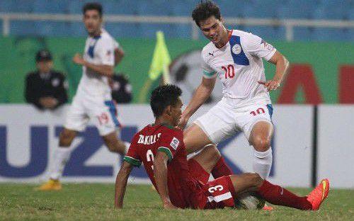 Tin vui cho Việt Nam: Philippines sở hữu thành tích toàn thua ở bán kết AFF Cup