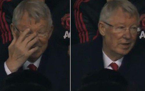 HLV huyền thoại Sir Alex Ferguson không nhịn nổi cười sau khi chứng kiến MU bị thủng lưới từ quá sớm
