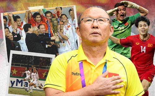 Đội tuyển Việt Nam: Vô địch, cần phải vô địch