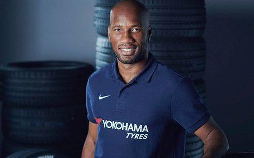 1 ngày nữa, huyền thoại với cú đánh đầu lịch sử Didier Drogba sẽ tới Việt Nam