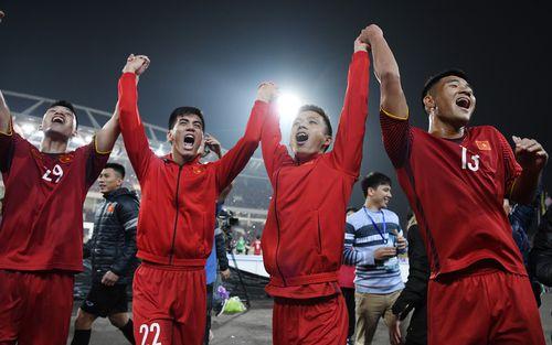 Trang chủ Liên đoàn bóng đá thế giới ngợi ca kỷ nguyên thành công chưa từng có trong lịch sử bóng đá Việt Nam