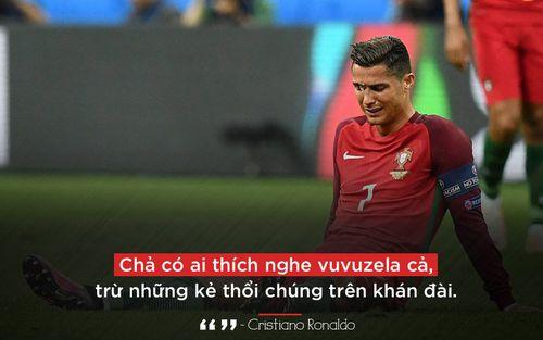 Ronaldo, Messi và nhiều sao bóng đá thế giới cũng