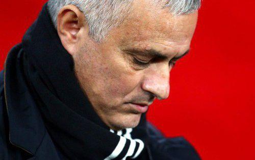 Jose Mourinho, nốt trầm buồn của bản hùng ca