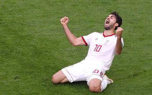 Tiền đạo Iran từng sút tung lưới Bồ Đào Nha ở World Cup coi trận đấu với Việt Nam như trận chung kết