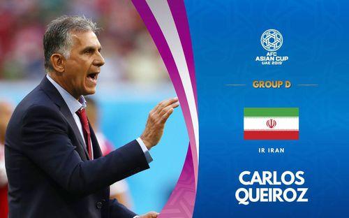 HLV đội tuyển Iran: