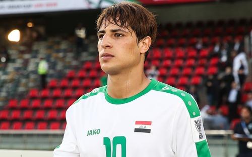 Ghi bàn vào lưới Việt Nam, sao Iraq lập tức được đội bóng của Ronaldo để ý