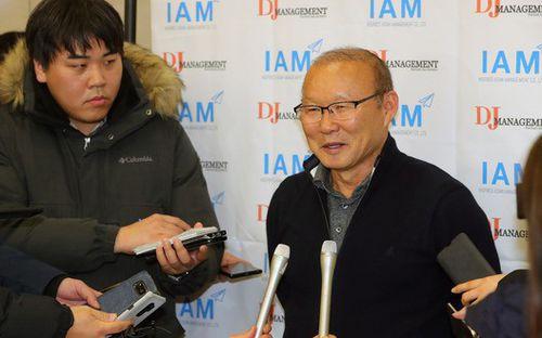 Thầy Park trả lời báo Hàn Quốc: