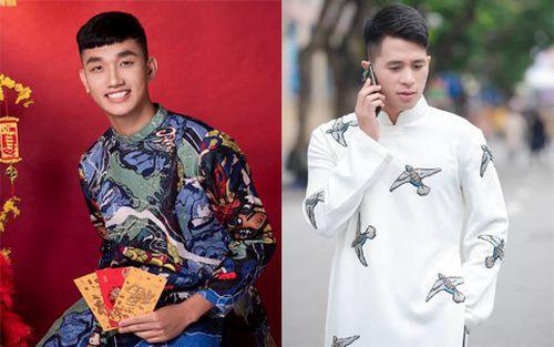 Tết Kỷ Hợi: Hội cầu thủ Việt cực đẹp trong áo dài cách tân