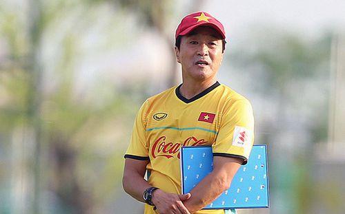 Không phải ông Park hang-seo, HLV Lee Young-jin sẽ dẫn dắt U22 Việt Nam dự SEA Games 2019