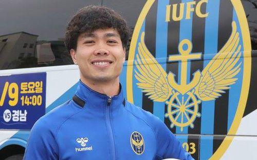 Thu nhập của Công Phượng tại Incheon United đứng ở đâu so với mức lương trung bình của K.League?