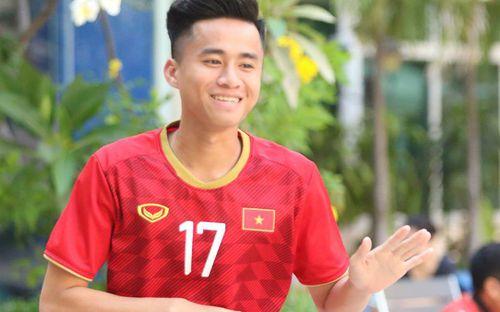 Thanh Hậu khiến BHL U22 Việt Nam
