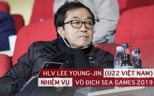 HLV Lee Young-jin phải giành HCV SEA Games 2019: Không muốn nỗi đau với lứa Công Phượng lặp lại