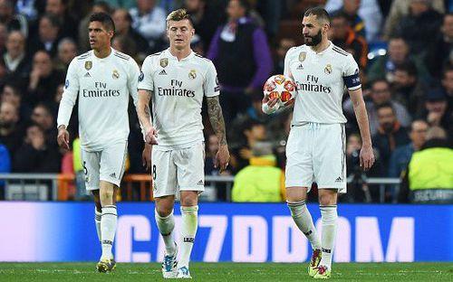 Real tạo nên hàng loạt thành tích tệ hại chưa từng có trong lịch sử sau trận thua nhục nhã trước Ajax tại Champions League