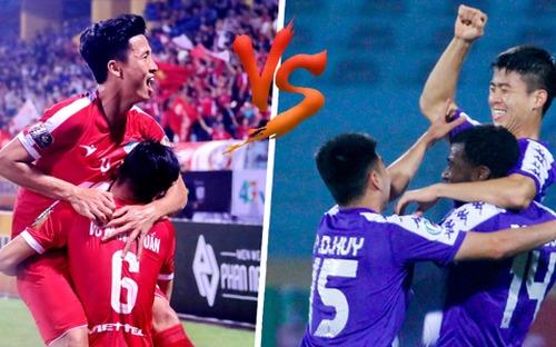 Viettel – Hà Nội FC: 90 phút gác lại