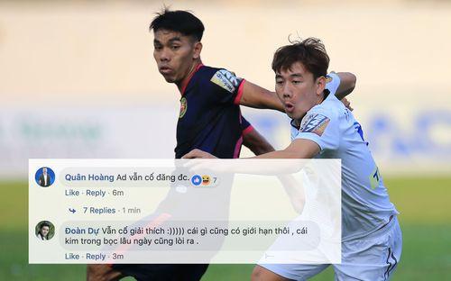 Đội nhà thất bại, fanpage CLB HAGL còn 2 lần khiến fan phẫn nộ vì hành động