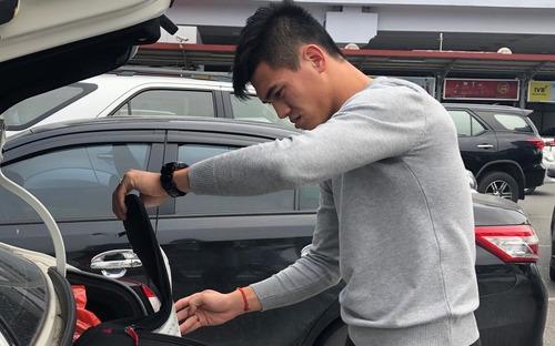 Tiến Linh gặp sự cố đáng quên trong ngày hội quân cùng U23 Việt Nam