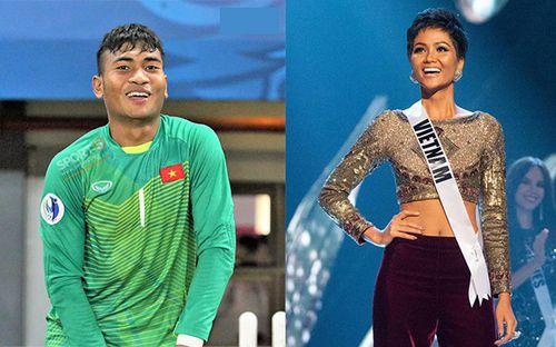 Em út U23 Việt Nam nhận lời động viên ấm áp từ Hoa hậu đẹp nhất thế giới trước ngày hội quân đội tuyển