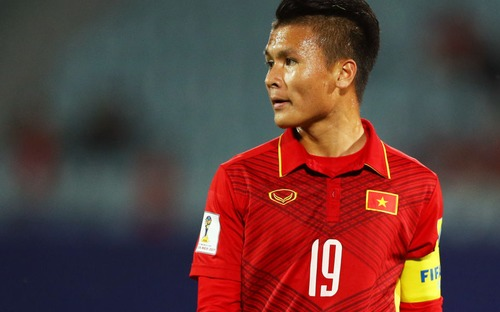 U23 Việt Nam: Quang Hải làm đội trưởng, bất ngờ với các đội phó