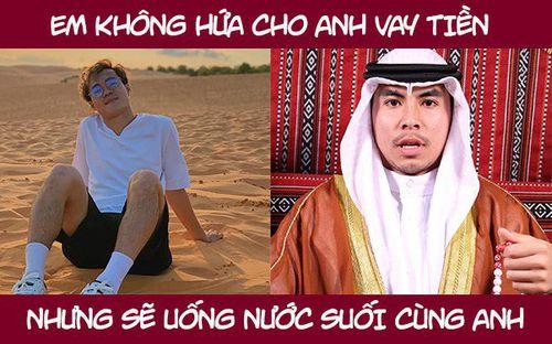 Chết cười với tình anh em của Văn Toàn và Đức Huy: