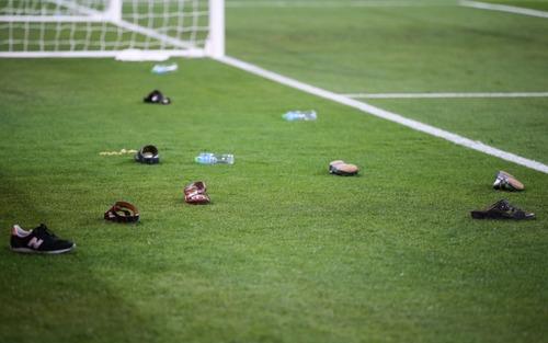 LĐBĐ UAE nhận mức phạt kỷ lục sau những hành động xấu xí trong trận bán kết Asian Cup 2019