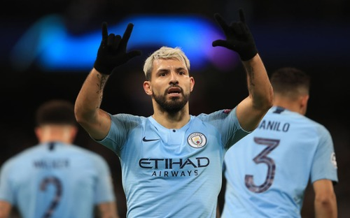 Khủng khiếp: Nhà vô địch Ngoại hạng Anh nã 7 bàn vào lưới đối phương, vào tứ kết Champions League với tổng tỷ số 10-2