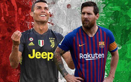 Messi ngợi ca phong độ tuyệt đỉnh của Ronaldo