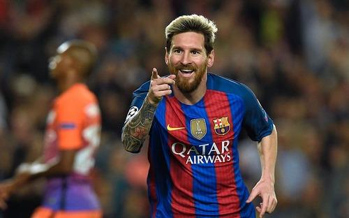 Messi hay thật đấy nhưng cứ đến tháng 4 anh lại hóa