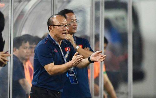 HLV Park Hang-seo hài lòng với chiến thắng đậm trước U23 Brunei
