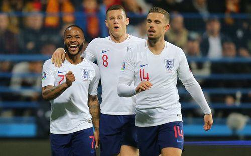 Vòng loại Euro 2020: Tuyển Anh tái lập thống kê khủng sau 35 năm nhờ trận thắng